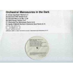 Orchestral Manoeuvres In The Dark - The OMD Remixes