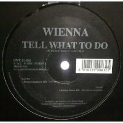 Wienna - Tell What To Do ( TEMAZO SAIFAM¡¡)