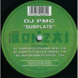 DJ PMC – Subplate