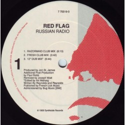 Red Flag ‎– Russian Radio