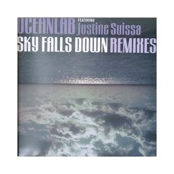 OceanLab Featuring Justine Suissa ‎– Sky Falls Down (Remixes)