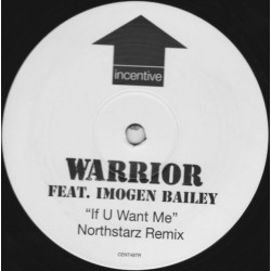 Warrior Feat. Imogen Bailey – If U Want Me (Northstarz Remix)