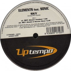 Elements feat. Sonic  ‎– Sky