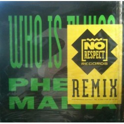 Phenomania ‎– Who Is Elvis Remix