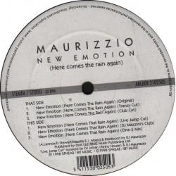 Maurizzio - New Emotion (TEMAZO JUMPER 98 JOSE CONCA)