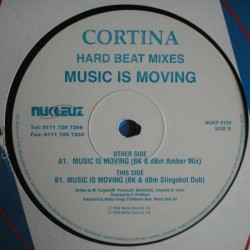 Cortina - Music Is Moving