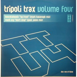 Tripoli Trax Volume Four (Disc 1)