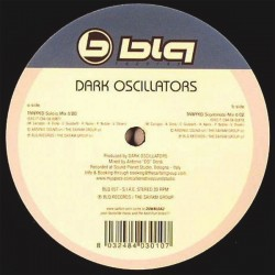 Dark Oscillators – Trapped