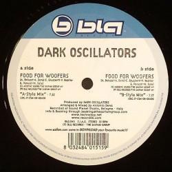Dark Oscillators – Food For Woofers