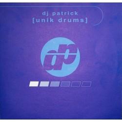 DJ Patrick – Unik Drums
