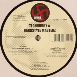 Technoboy & Hardstyle Masterz – Next Dimensional World / Junior