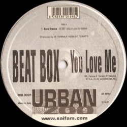 Beat Box ‎– You Love Me