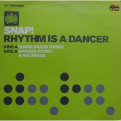 Snap! – Rhythm Is A Dancer (Remixes)