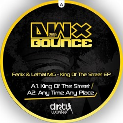 Fenix & Lethal MG ‎– King Of The Street EP