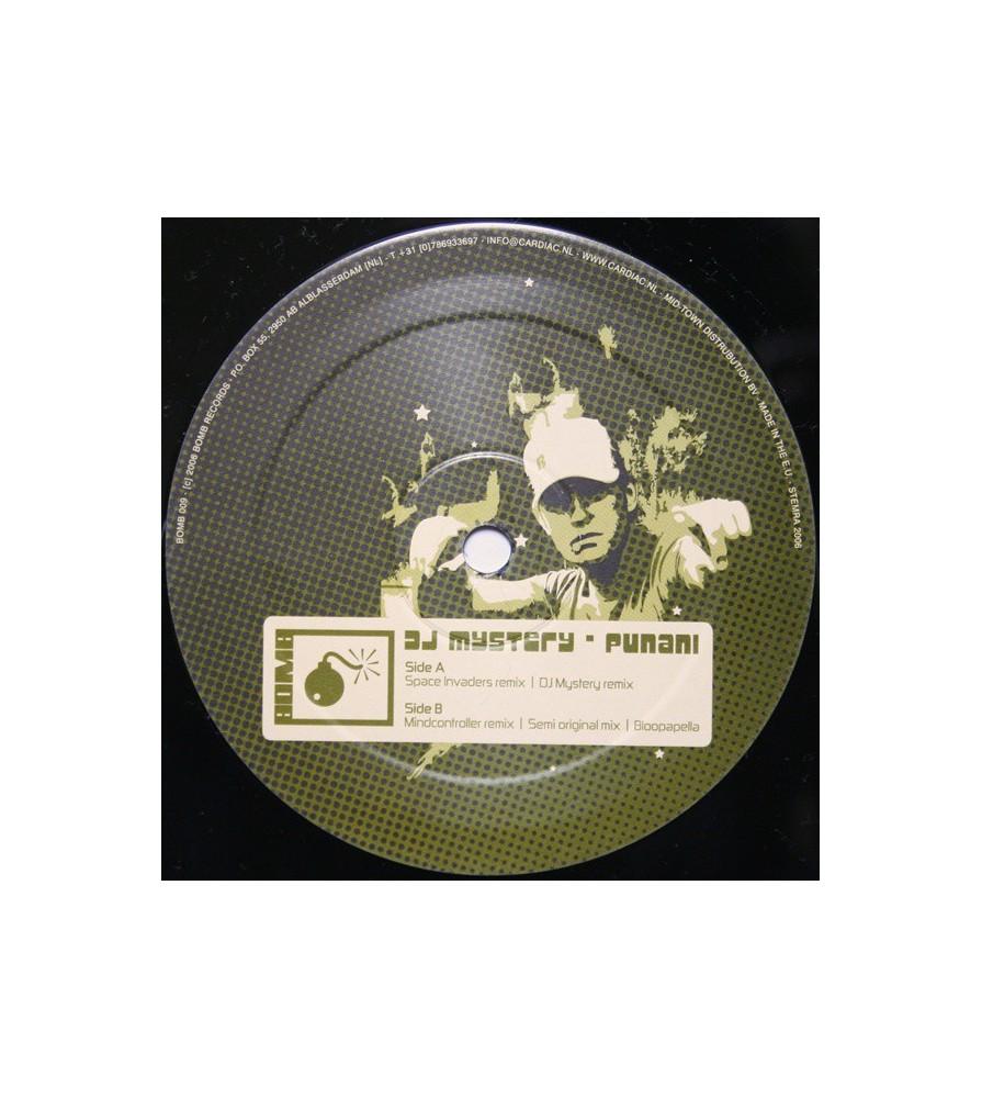 DJ Mystery - Punani 2006
