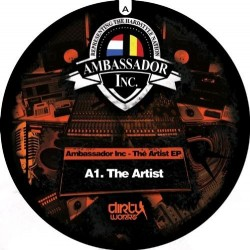 Ambassador Inc. ‎– The Artist EP