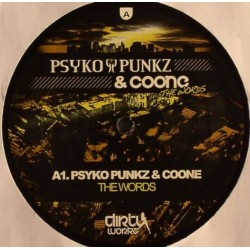 Psyko Punkz & Coone ‎– The Words