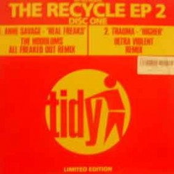 Anne Savage / Trauma ‎– The Recycle EP 2 Disc One