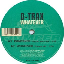 D-Trax - Whatever