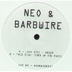 Neo & Barbwire ‎– Dream / Turn Up The Music