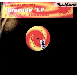 Bulletproof – Bravado EP