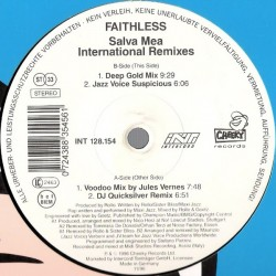 Faithless ‎– Salva Mea (International Remixes)