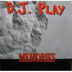 DJ Play ‎– Memories