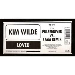 Kim Wilde – Loved (Pulsedriver Vs. Beam Remix)