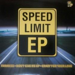 Speed Limit – Speed Limit EP (NUEVECITO¡¡)
