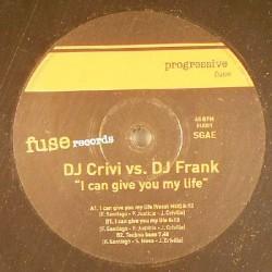 DJ Frank vs. DJ Crivi – I Can Give You My Live(SONIDO DJ FRANK¡¡ COLISEUM¡)