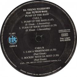 Da Tekno Warriors - Pump Up Da Bass