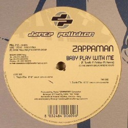 Zappaman ‎– Baby Play With Me