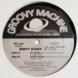 Dirty Stuff ‎– My House