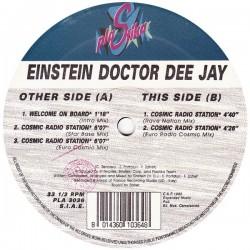 Einstein Doctor DJ – Cosmic Radio Station (PLASTIKA)