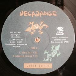Decadance – Latin Lover (LUIGGI RECORDS)