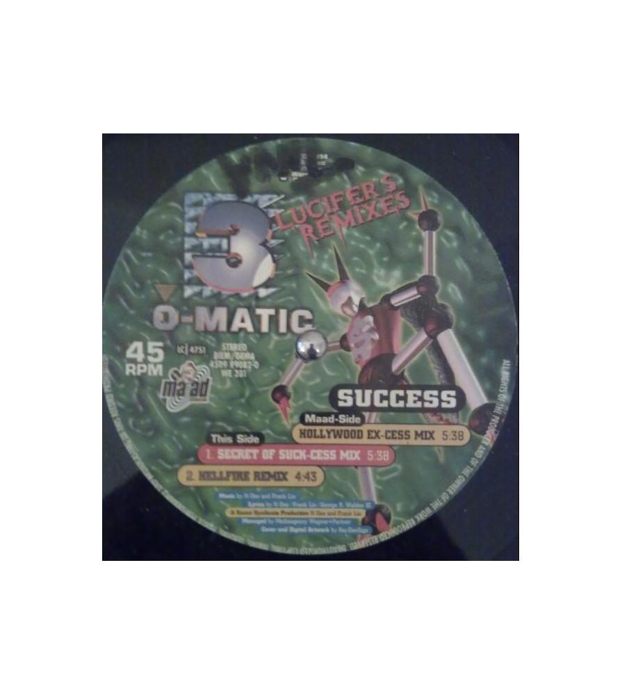 3-O-Matic - Success (Lucifer's Remixes)