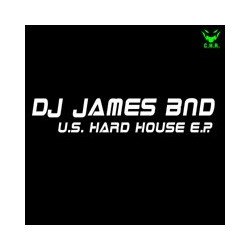 DJ James BND ‎– US Hard House EP