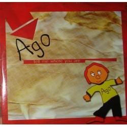 Ago - Tell Me Where You Are (CANTADITO MUY BUENO¡¡)