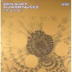 Ben Shift vs DJ Iker Nuñez – Quasar