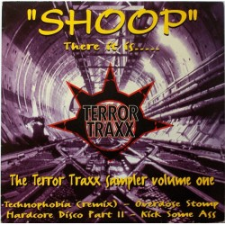 The Terror Traxx Sampler Volume One