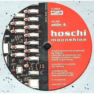Hoschi – Moonshine / Return To Zero