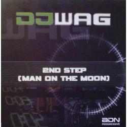 DJ Wag – Second Step (Man On The Moon)