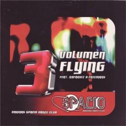 Spacio feat Rafa Ruiz & Freemans - Flying(2 MANO,IMPECABLE¡ MUY BUSCADO¡¡)