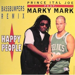 Prince Ital Joe Feat. Marky Mark – Happy People (2 MANO,TEMAZO DEL RECUERDO¡¡)