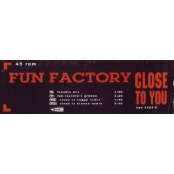 Fun Factory - Close To You