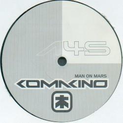 Komakino – Man On Mars 98