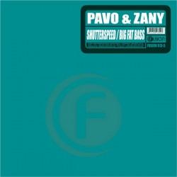 Pavo & Zany – Shutterspeed / Big Fat Bass