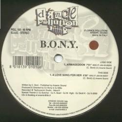 BONY – Armageddon