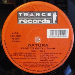Datura – Fade To Grey (Remix)