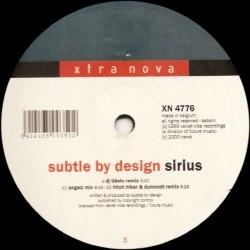 Subtle By Design – Sirius